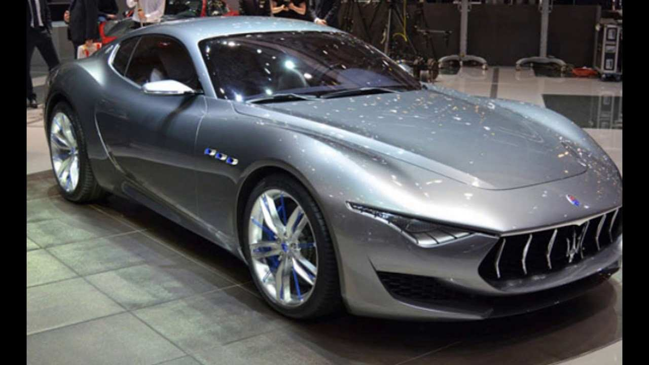 12 The 2019 Maserati Alfieris Configurations