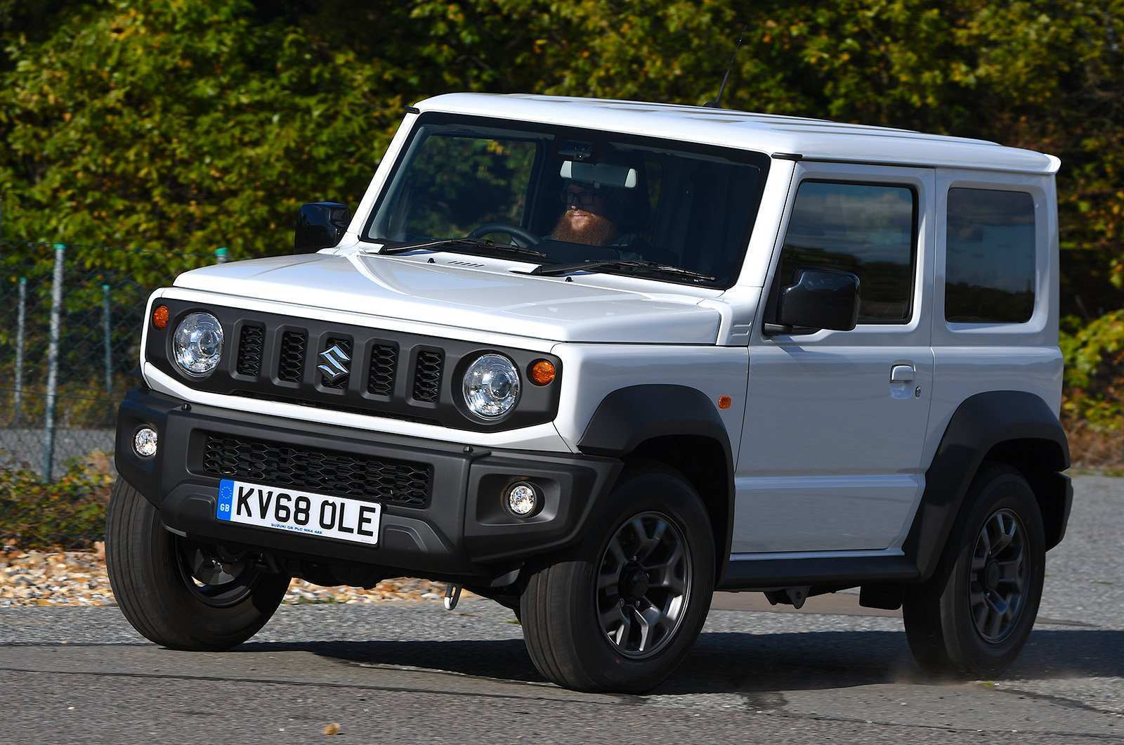 12 The 2019 Suzuki Jimny Concept And Review
