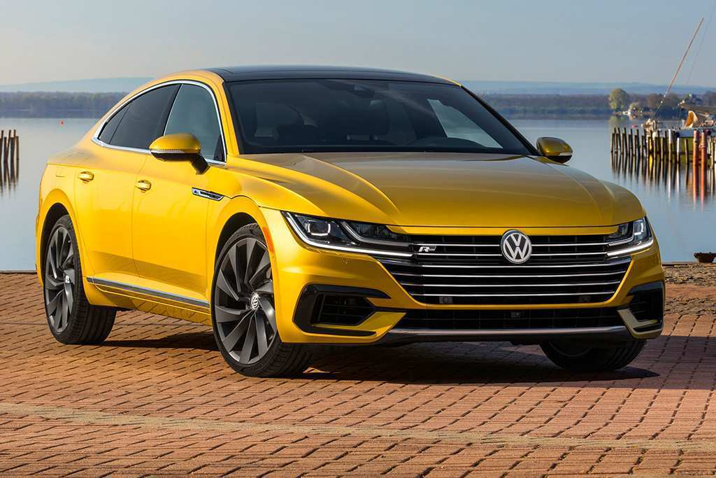 12 The 2019 Volkswagen CC Style