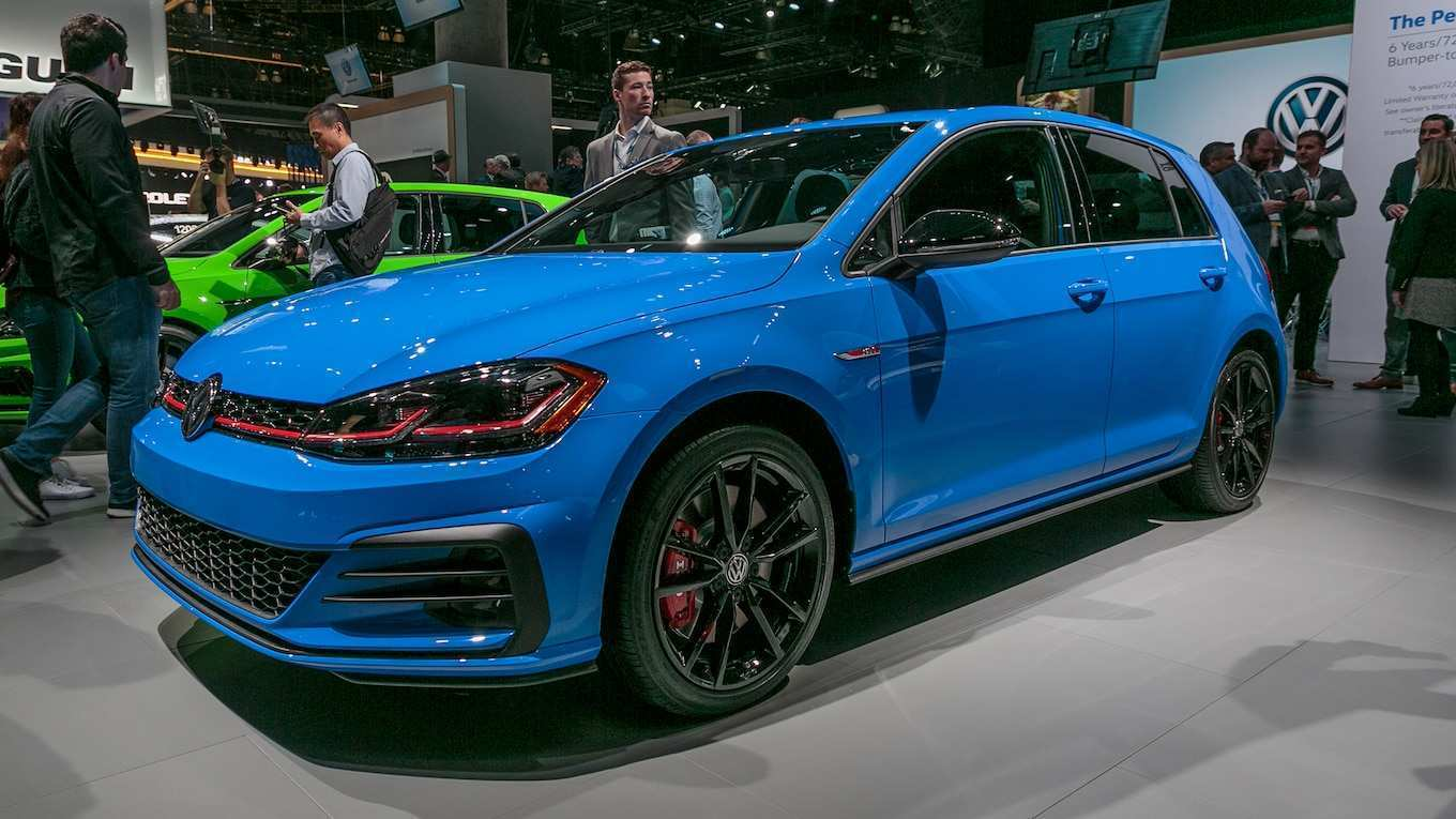 12 The 2019 Volkswagen Gti Rabbit Edition Exterior And Interior