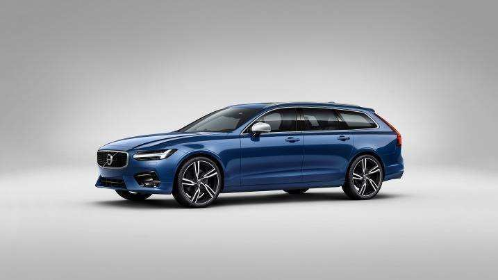 12 The 2019 Volvo V90 Specification Redesign And Concept