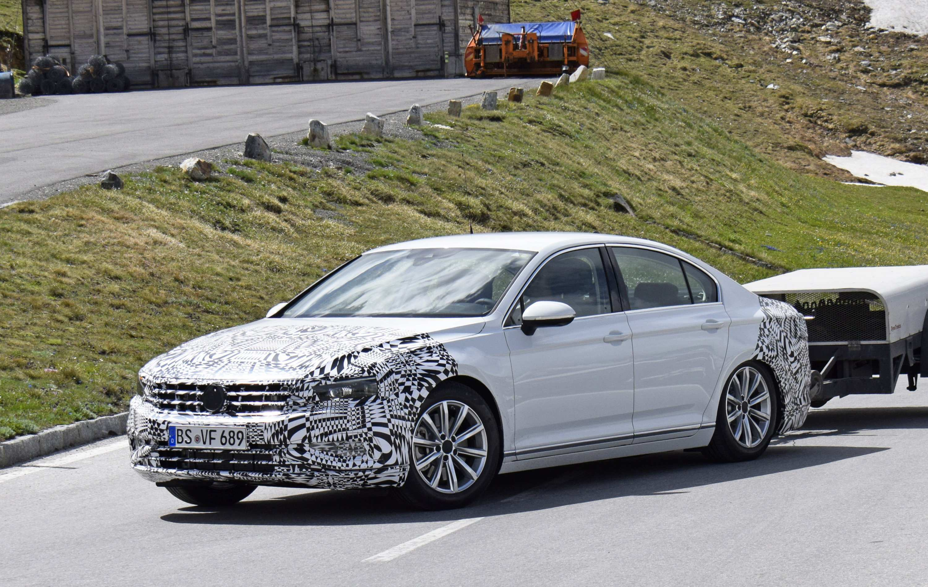 12 The 2019 Vw Passat Concept