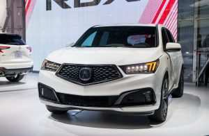 12 The 2020 Acura MDX Hybrid Ratings
