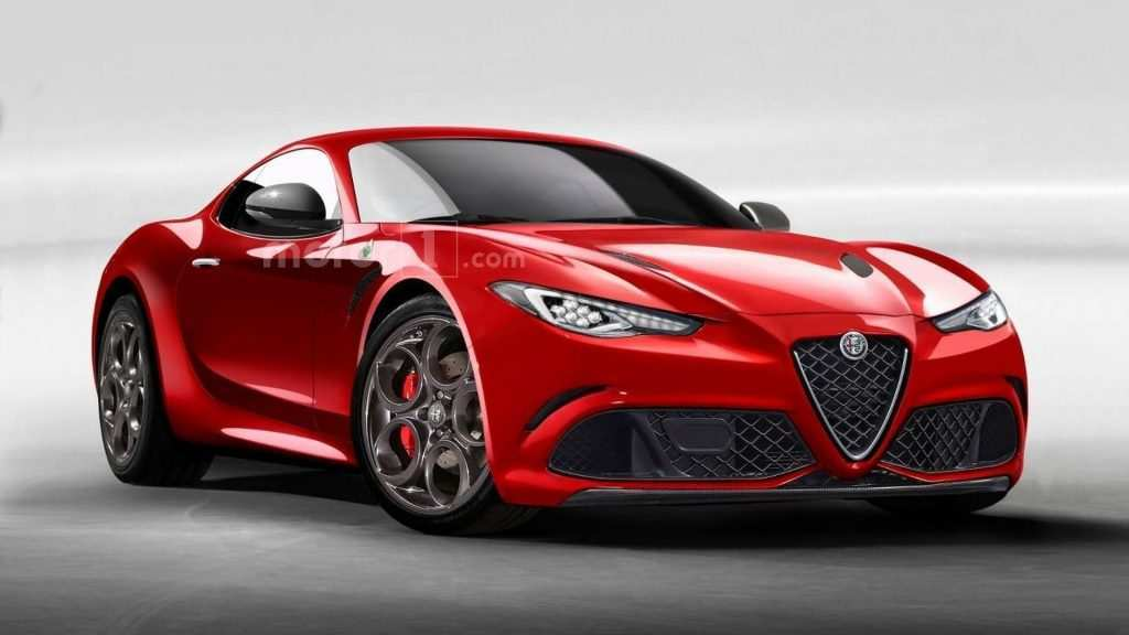 12 The 2020 Alfa Romeo Duetto Concept