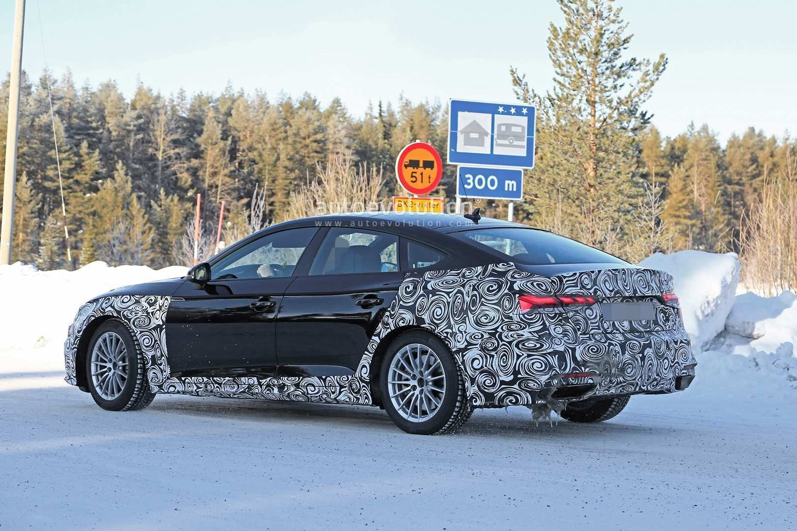 12 The 2020 Audi A5 Coupe Performance And New Engine