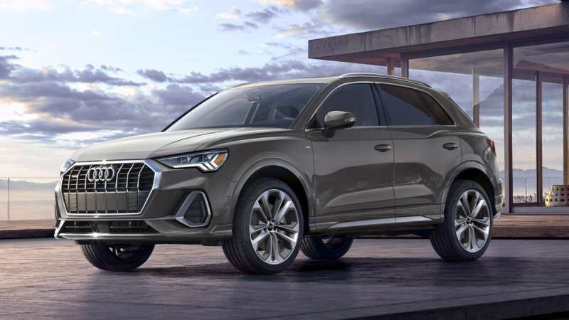 12 The 2020 Audi Q3 Usa Pictures
