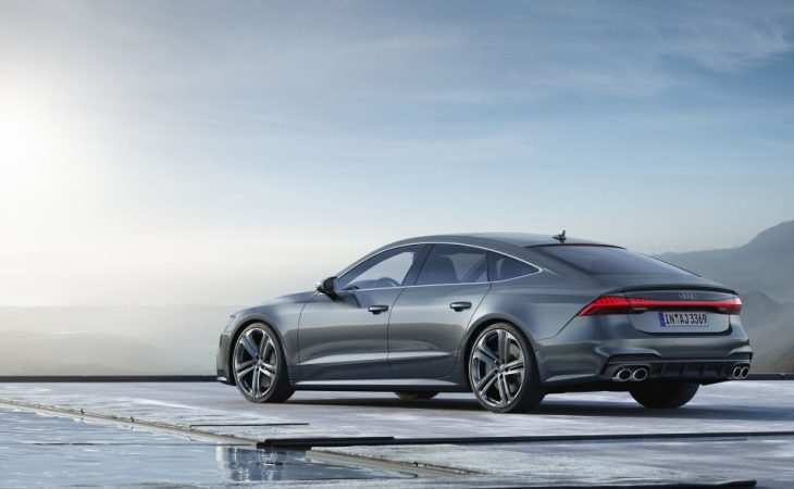12 The 2020 Audi S6 New Concept