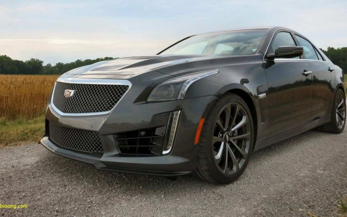 12 The 2020 Cadillac ATS V Coupe Ratings