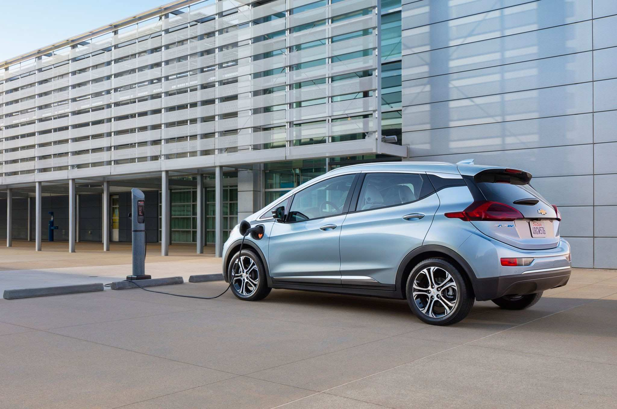 12 The 2020 Chevy Bolt Model