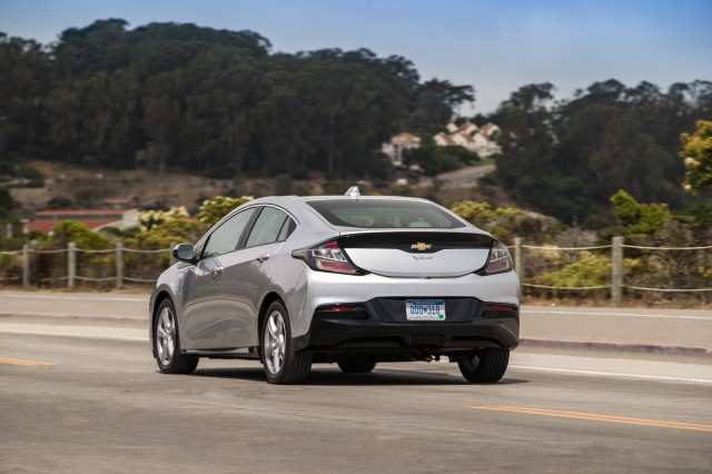 12 The 2020 Chevy Volt First Drive