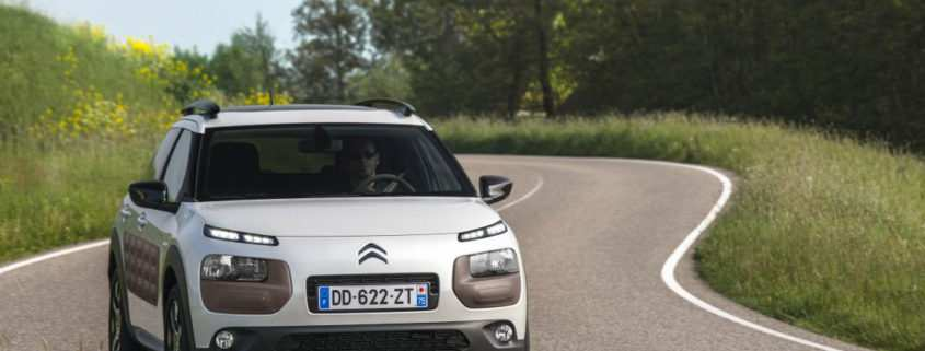 12 The 2020 Citroen C1 Picture