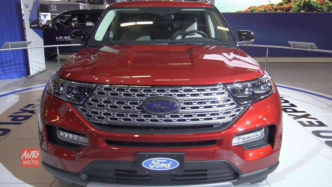 12 The 2020 Ford Explorer Limited Rumors