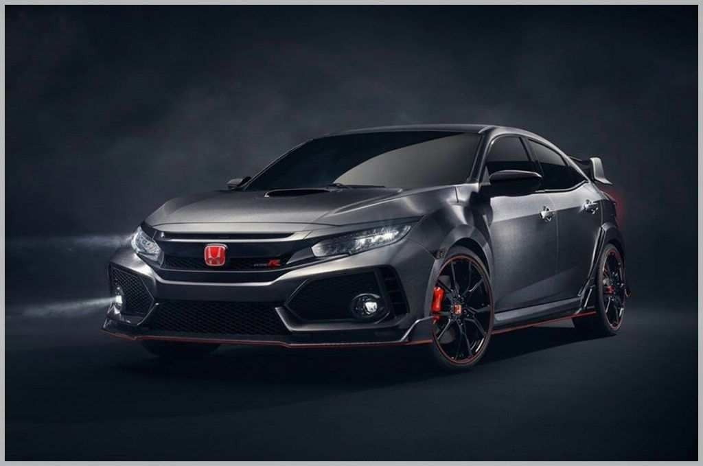 12 The 2020 Honda Civic Si Type R Review