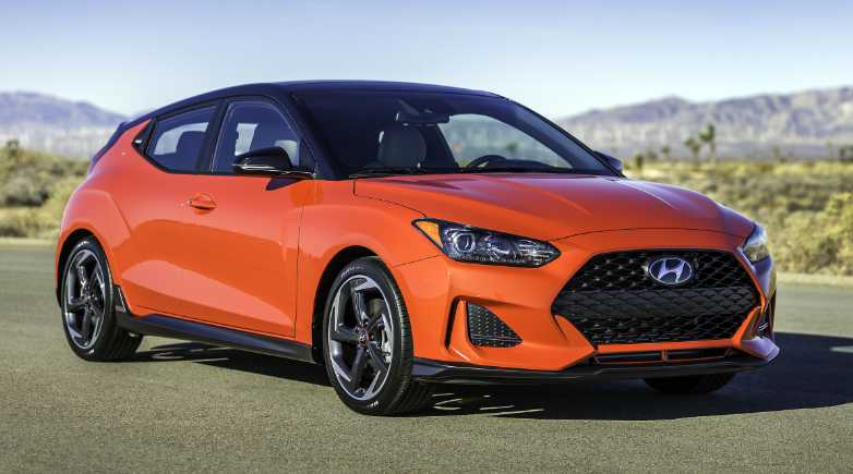 12 The 2020 Hyundai Veloster Spesification