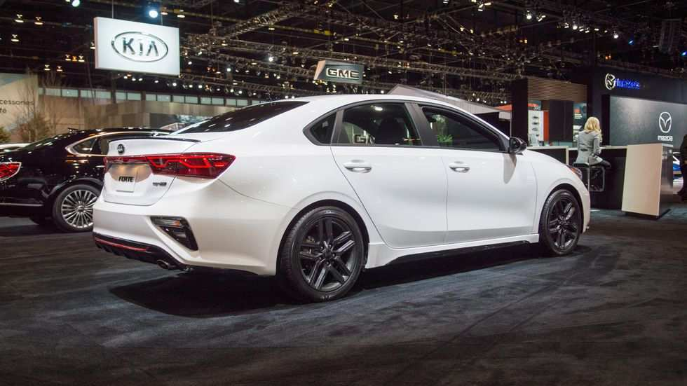 12 The 2020 Kia Forte Performance And New Engine