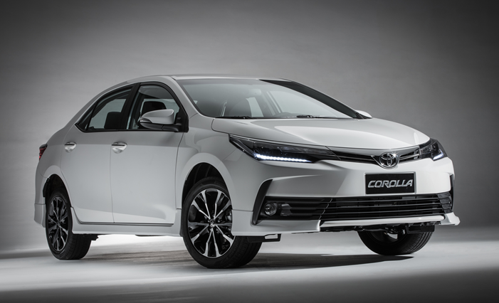 12 The 2020 New Toyota Avensis Spy Shots Model