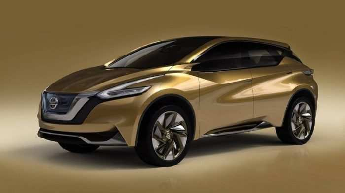 12 The 2020 Nissan Murano Research New