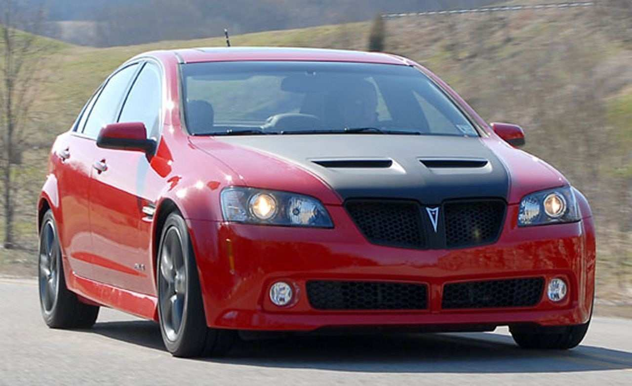 12 The 2020 Pontiac G8 Gt Prices
