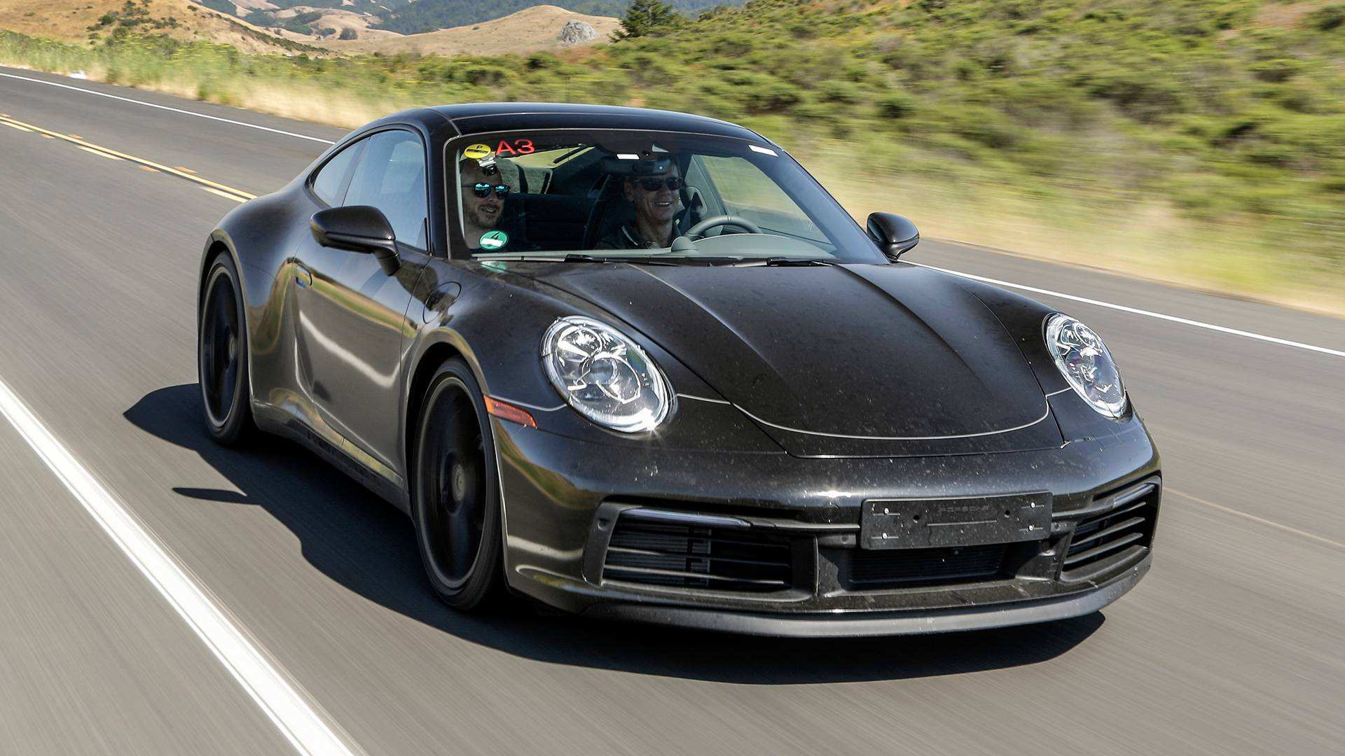 12 The 2020 Porsche 911 Carrera Review And Release Date