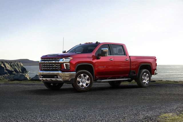 12 The 2020 Silverado 1500 2500 Hd Release Date And Concept