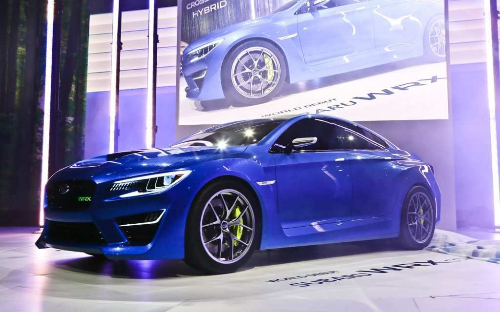 12 The 2020 Subaru Brz Sti Turbo Configurations