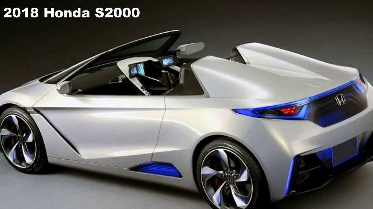 12 The 2020 The Honda S2000 Style