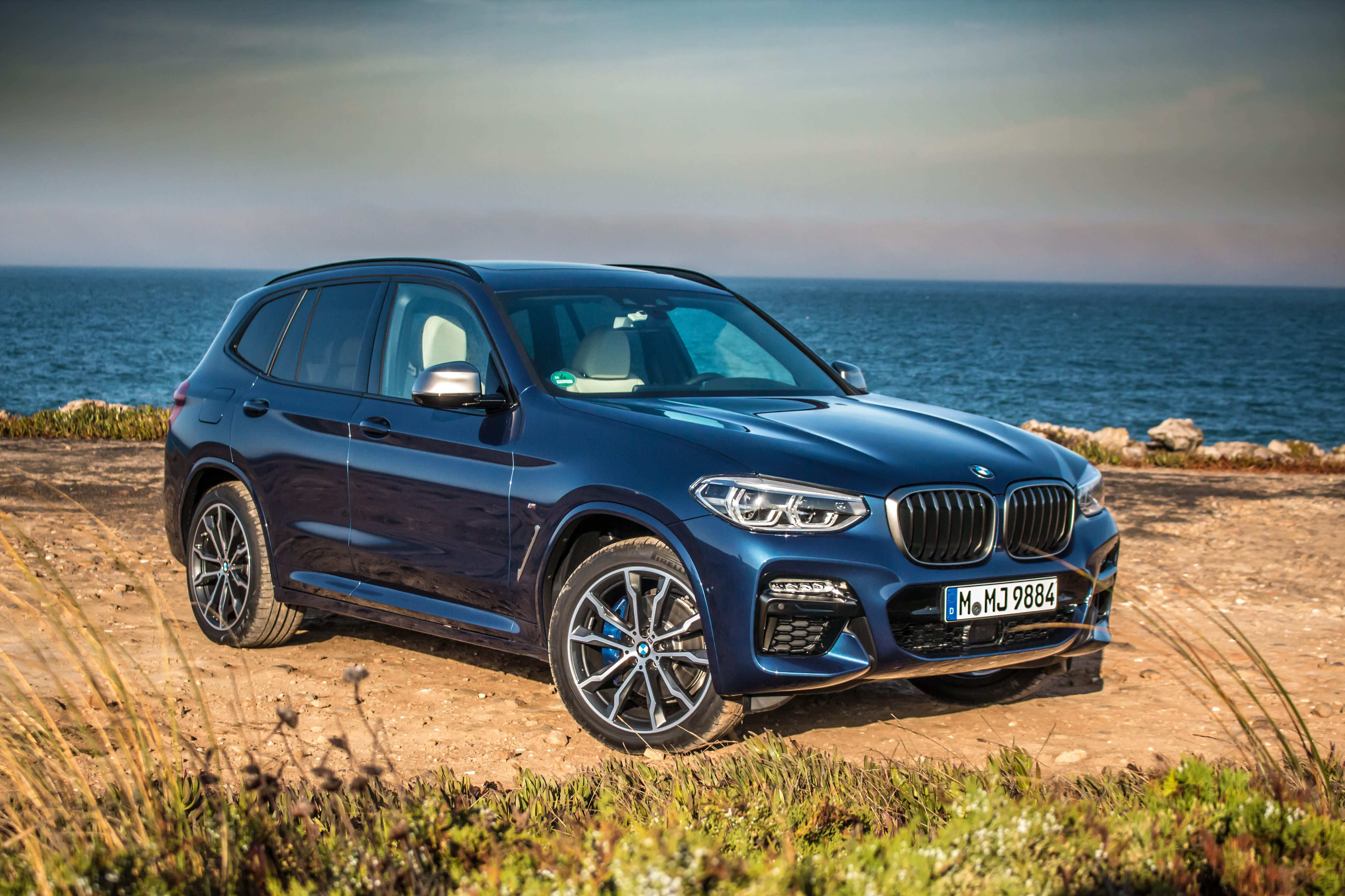 12 The BMW Electric Suv 2020 Performance