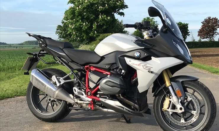 12 The BMW R1200Rs 2020 Reviews