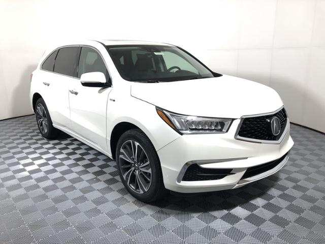 12 The Best 2019 Acura MDX Hybrid Release Date And Concept