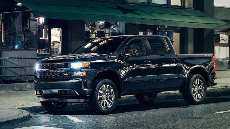 12 The Best 2019 Chevy Silverado 1500 Price Design And Review
