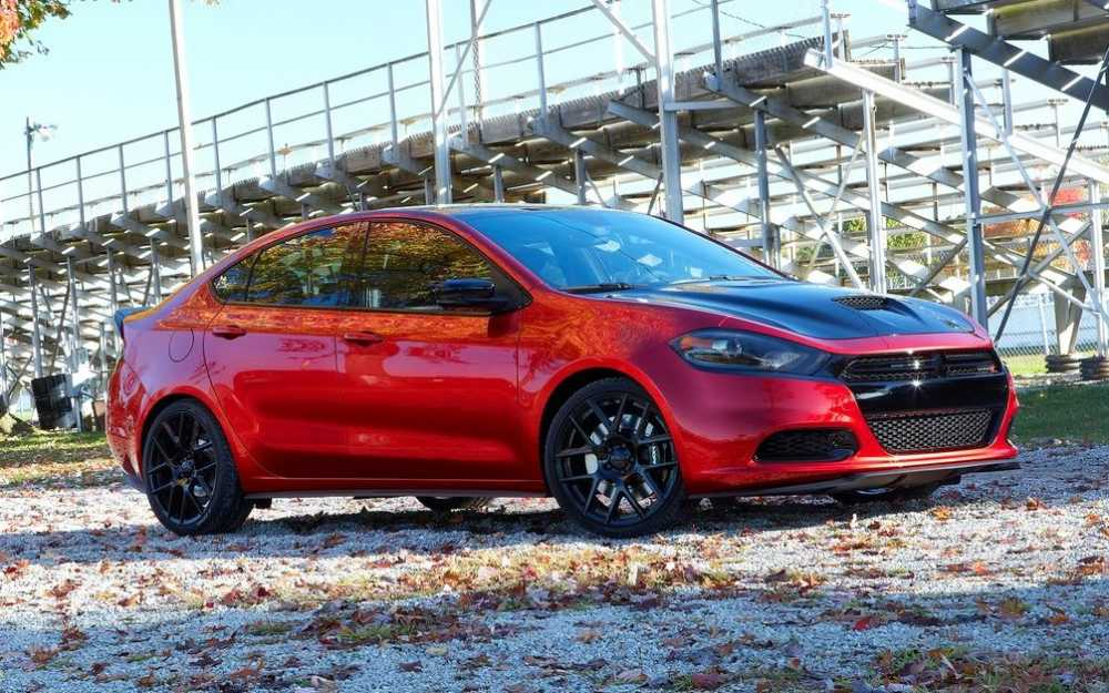 12 The Best 2019 Dodge Dart SRT Images