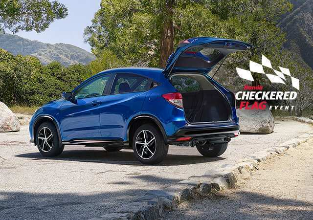 12 The Best 2019 Honda HR V Picture