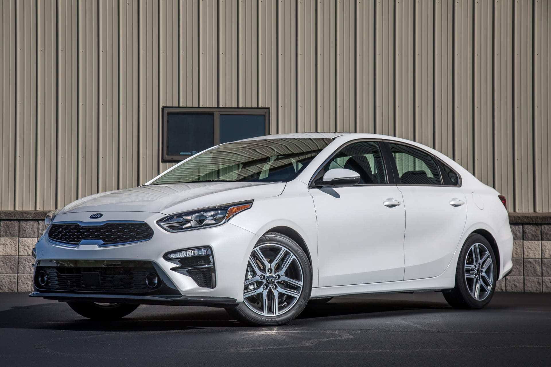 12 The Best 2019 Kia Forte Spy Shoot