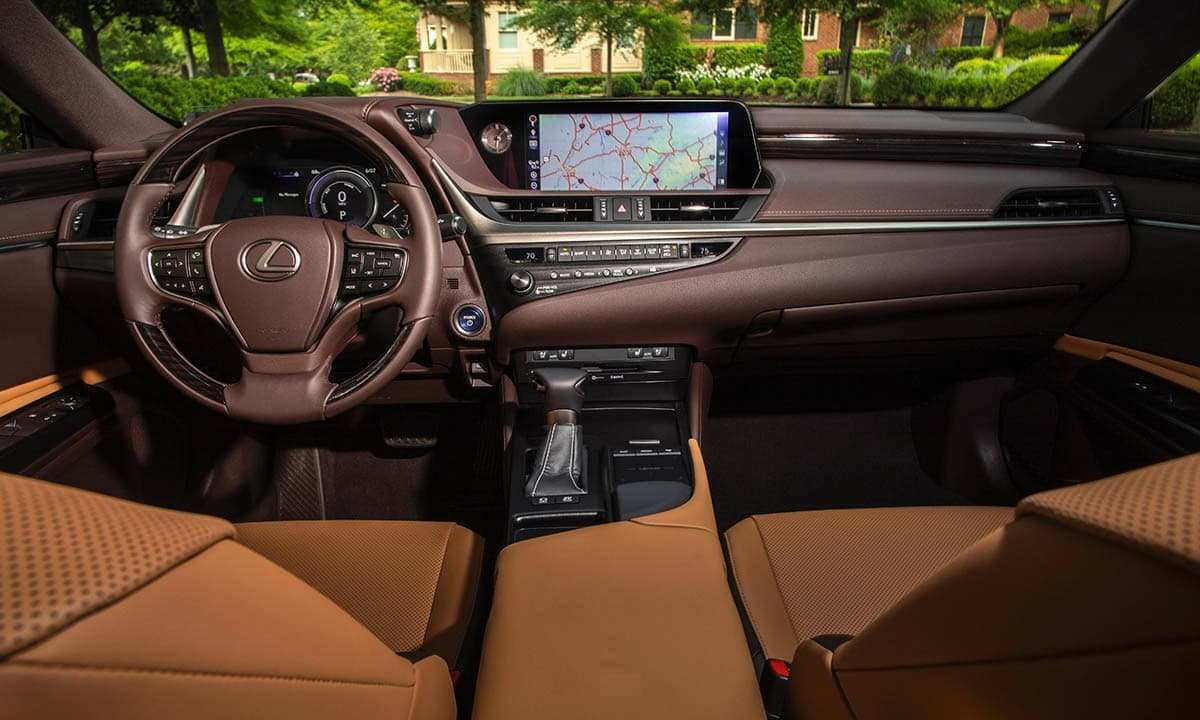 12 The Best 2019 Lexus Es 350 Interior Specs And Review