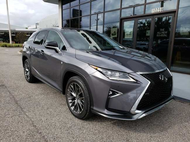 12 The Best 2019 Lexus RX 350 Performance And New Engine