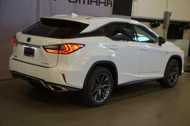 12 The Best 2019 Lexus Rx 350 F Sport Suv Reviews