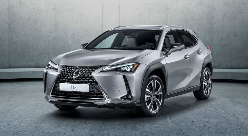 12 The Best 2019 Lexus Ux200 Speed Test