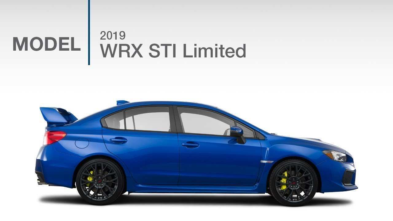 12 The Best 2019 Subaru Sti Release Date And Concept