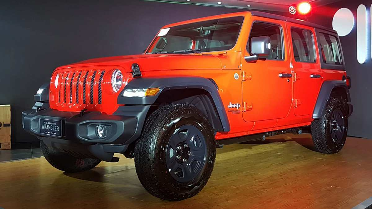 12 The Best 2019 The Jeep Wrangler Performance