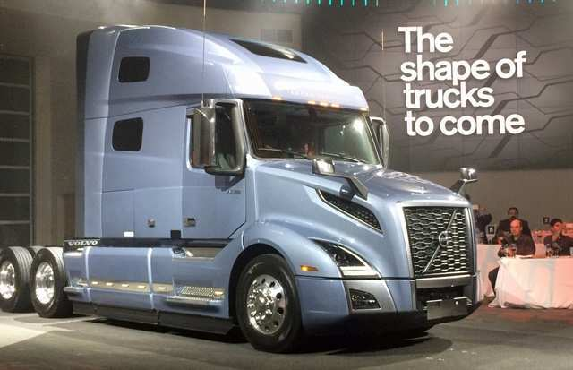 12 The Best 2019 Volvo Vnl 860 Globetrotter Price Photos