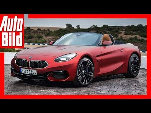 12 The Best 2020 BMW Z4 Roadster Price Design And Review