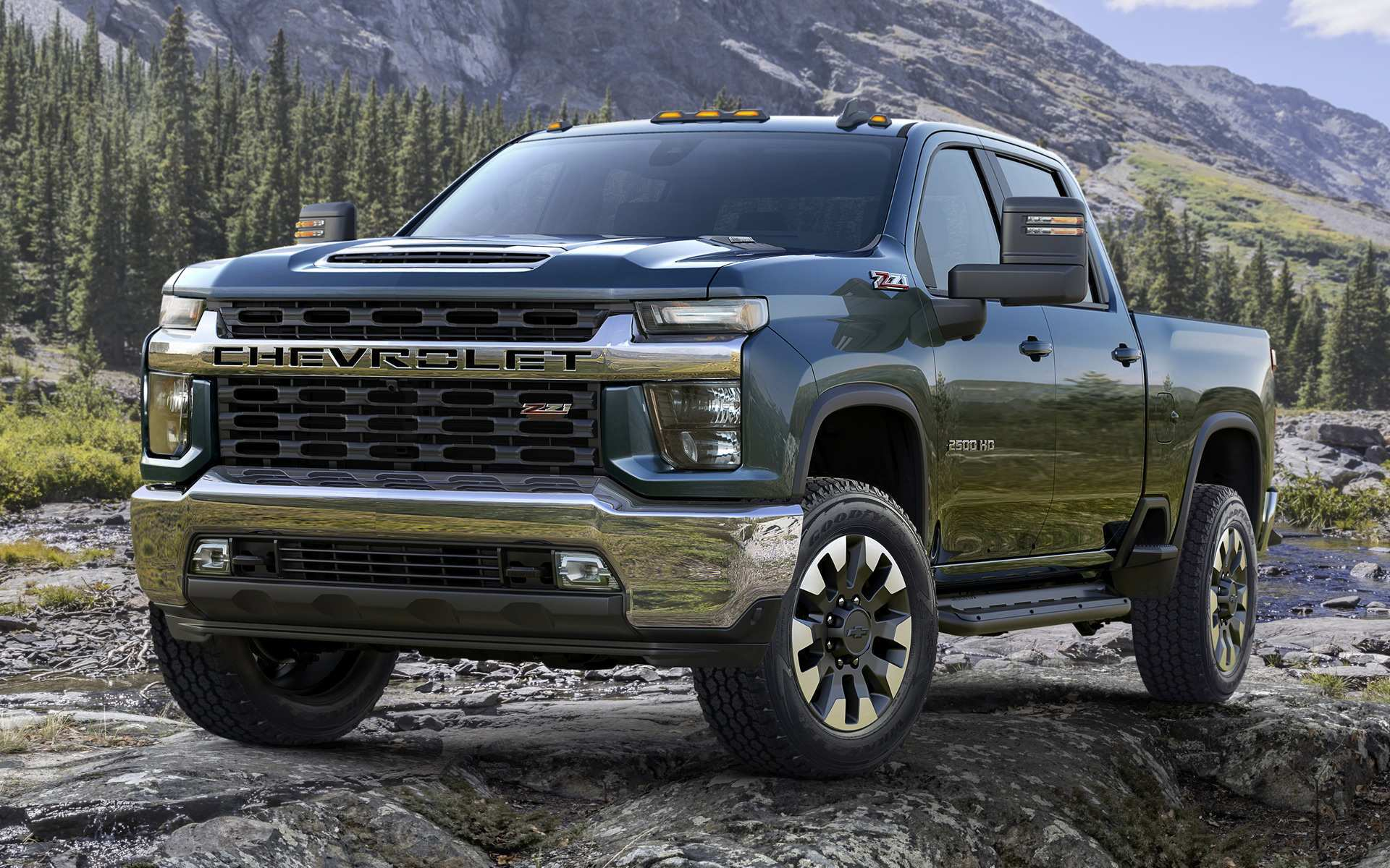 12 The Best 2020 Chevrolet Silverado Model