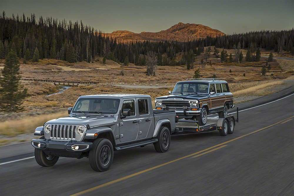 12 The Best 2020 Dodge Jeep Truck Wallpaper