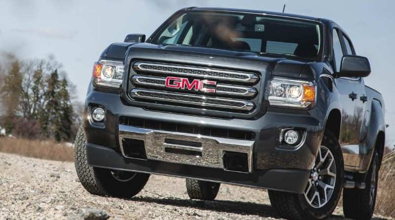 12 The Best 2020 GMC Canyon Denali Release Date And Concept