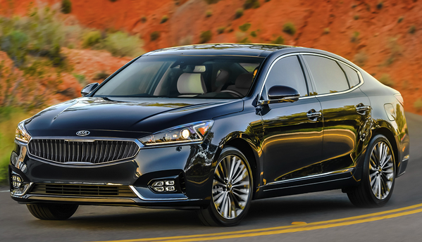 12 The Best 2020 Kia Cadenza Redesign And Review
