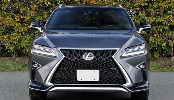 12 The Best 2020 Lexus Rx 350 F Sport Suv Research New