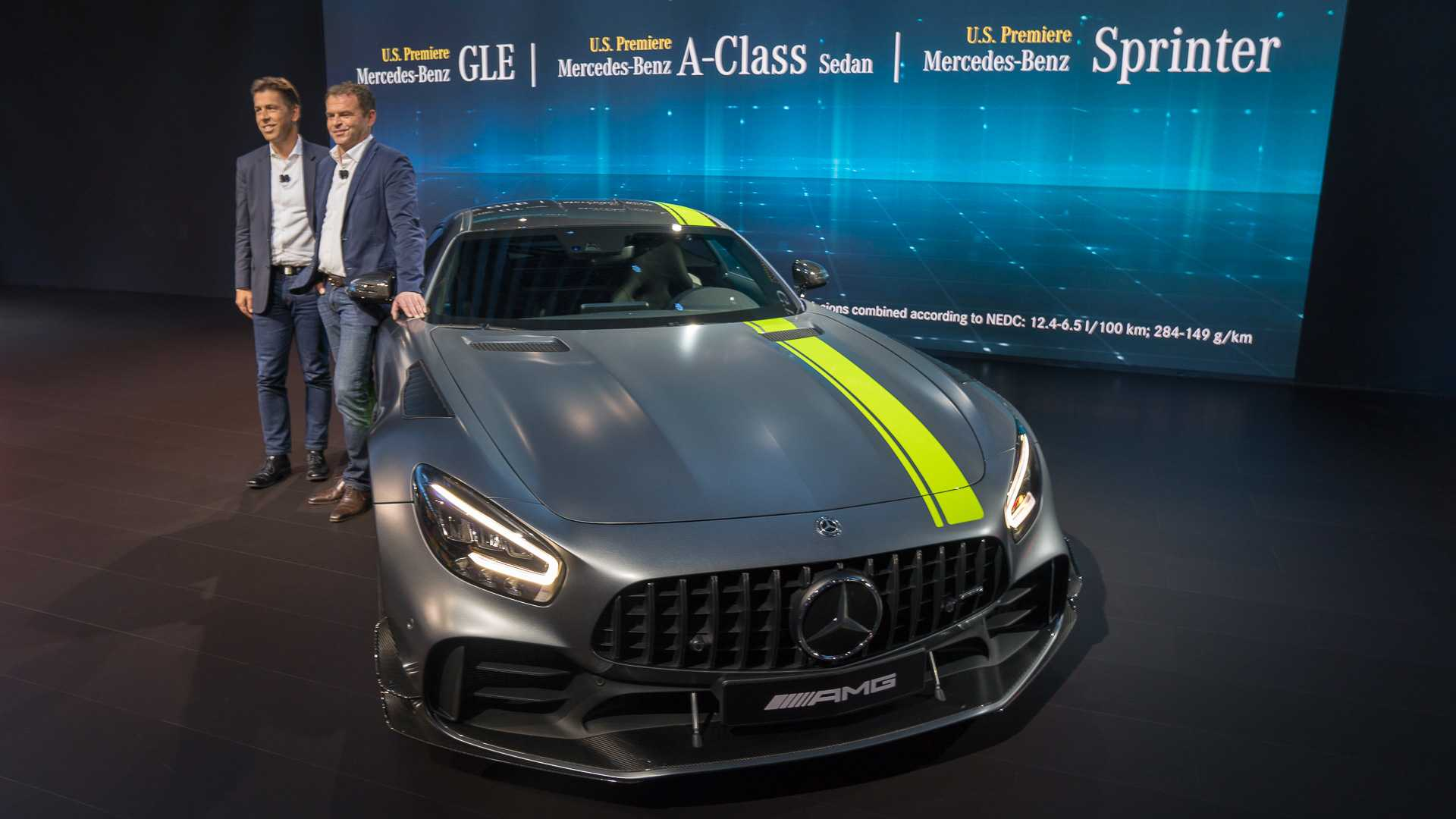 12 The Best 2020 Mercedes AMG GT Specs And Review