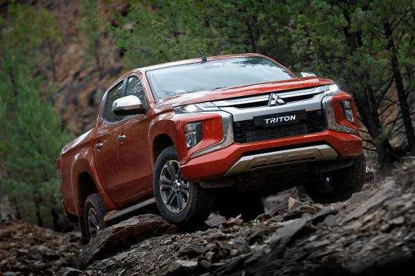 12 The Best 2020 Mitsubishi Triton Perfect Outdoor Spy Shoot