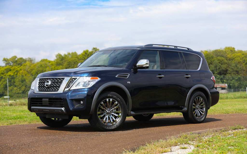 12 The Best 2020 Nissan Armada Review