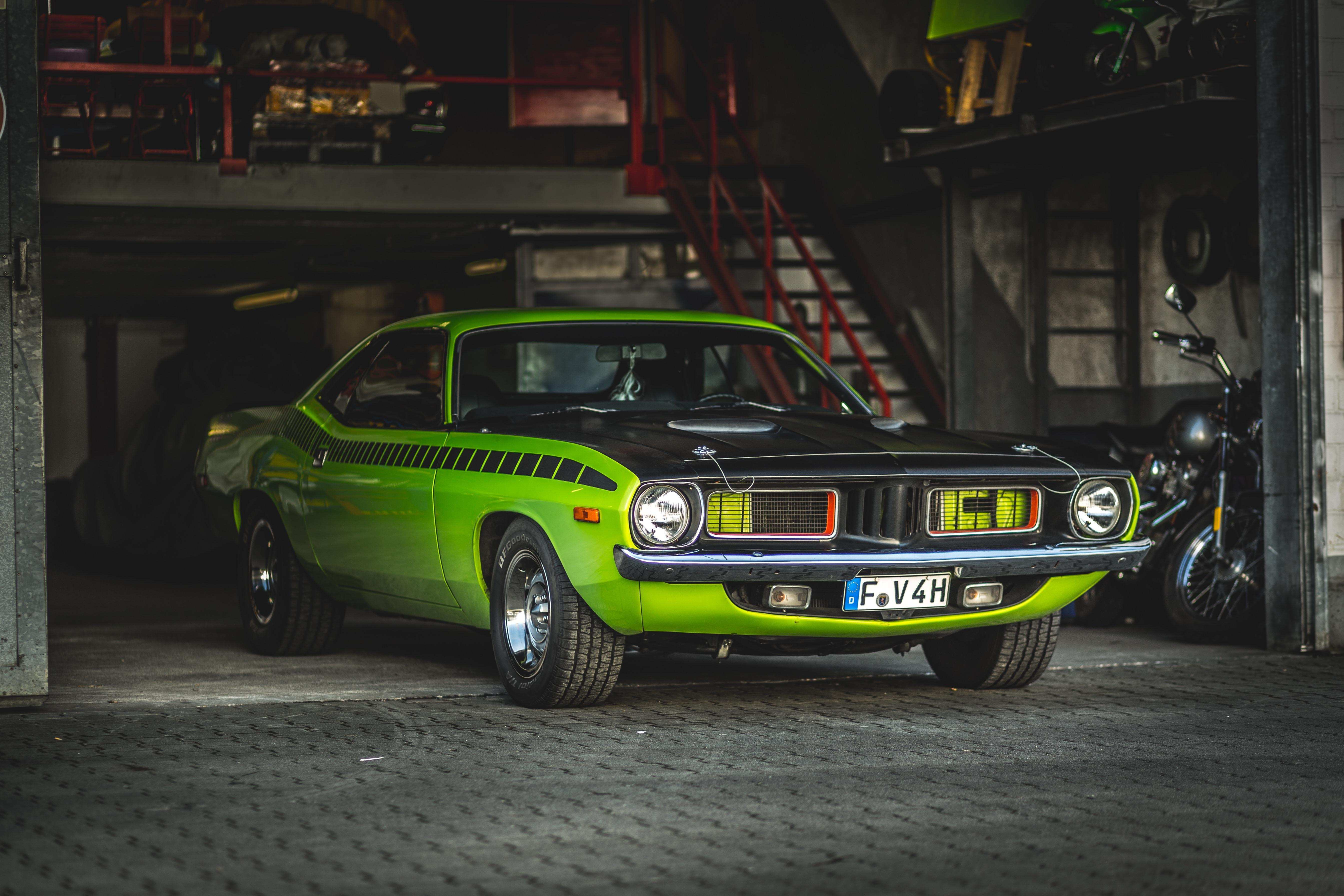 12 The Best 2020 Plymouth Barracuda Spy Shoot